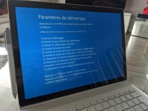 Comment démarrer en mode sans échec sur Windows 10