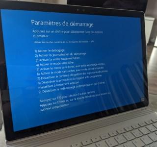 Comment démarrer en mode sans échec sur PC Windows 10