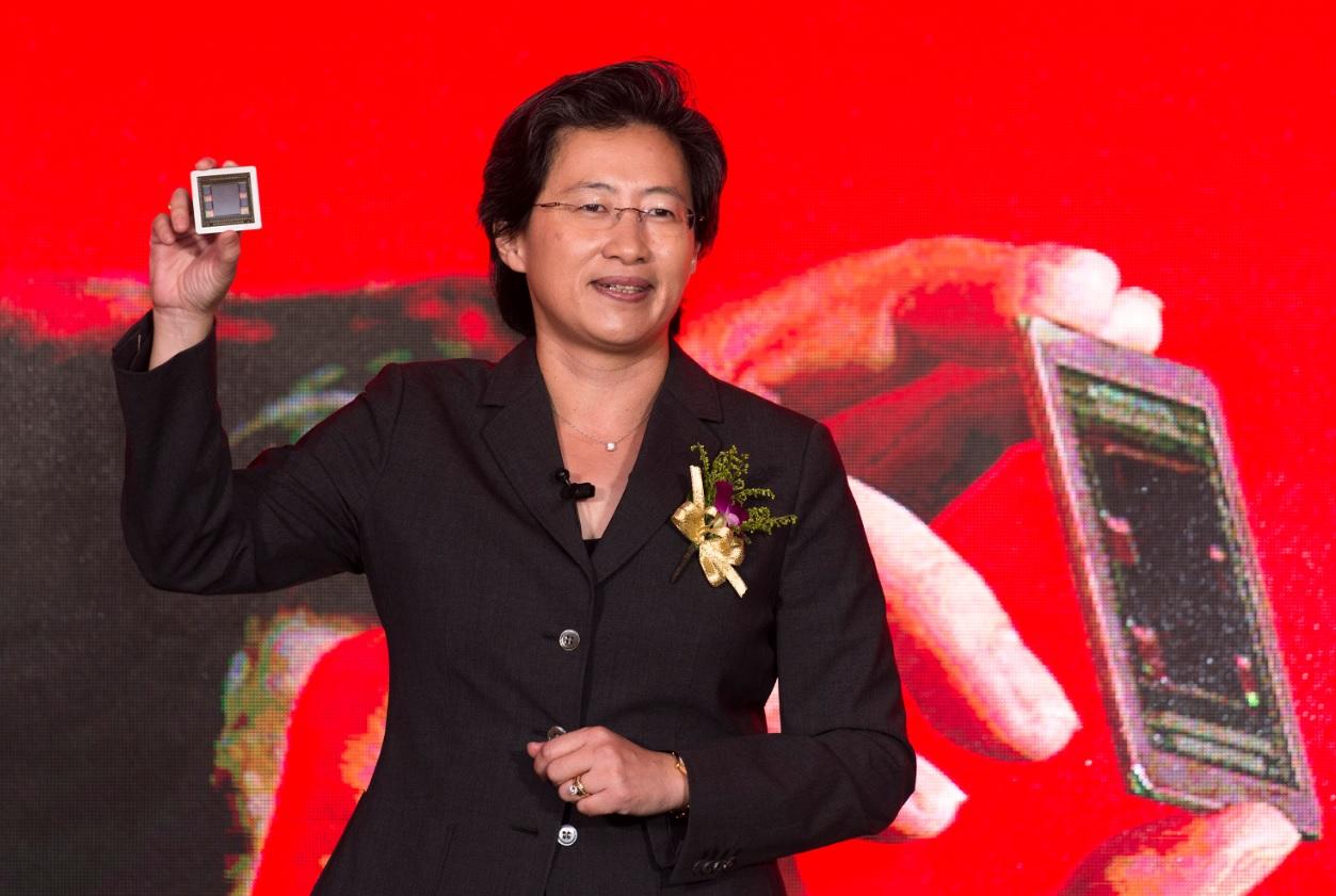 Lisa Su (AMD), une femme d'affaires des plus influentes… dans un monde d'hommes