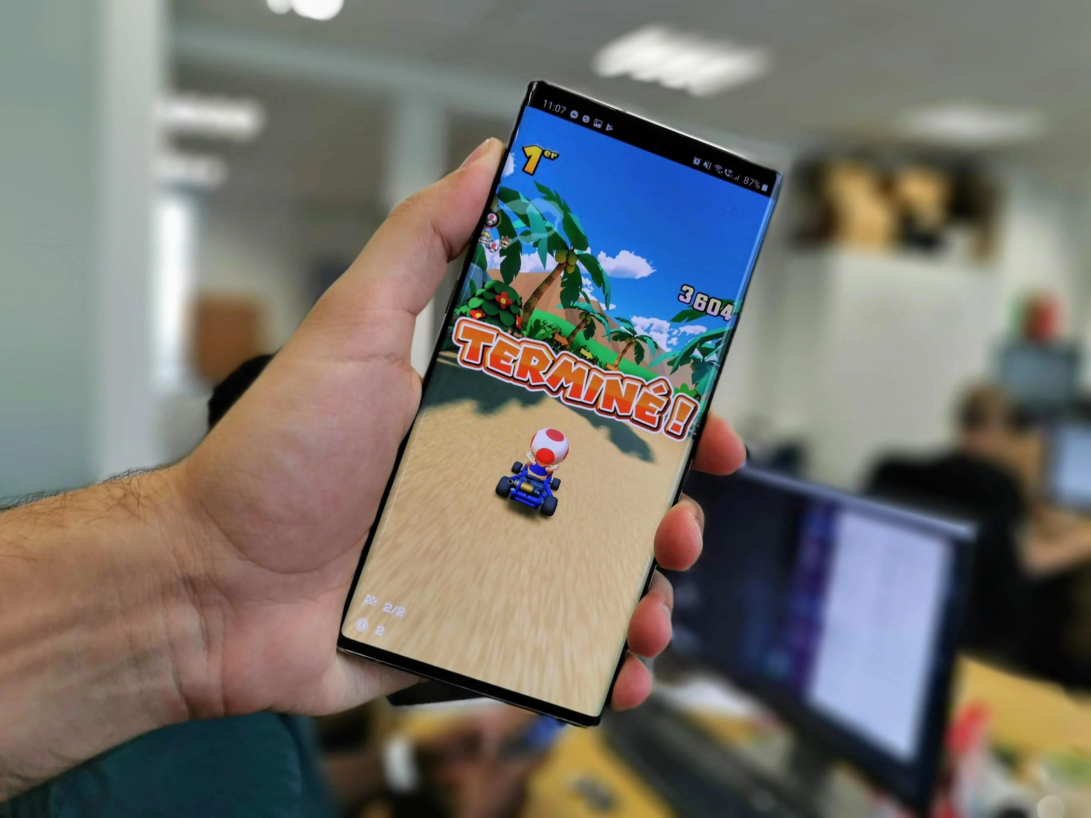 On a joué à Mario Kart Tour sur Android : le fun est lent à démarrer