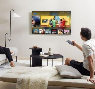 OnePlus TV : une image révèle l'interface, OxygenPlay et plus encore