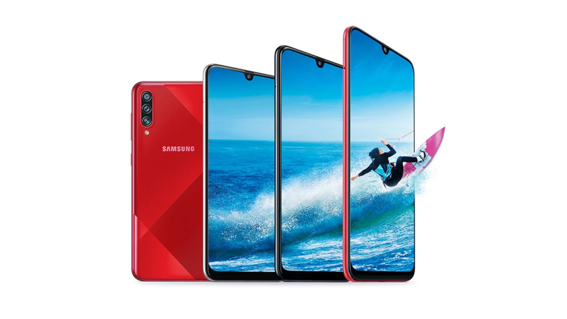 Samsung Galaxy A70s officialisé : une actualisation bienvenue avec une nouvelle caméra de 64 mégapixels