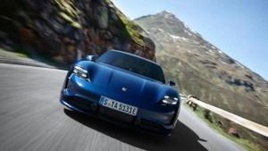 Porsche Taycan : 500 euros de plus pour un bruit de moteur «sportif»