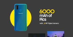 Galaxy M30s : Samsung lancerait son nouvel entrée de gamme en France