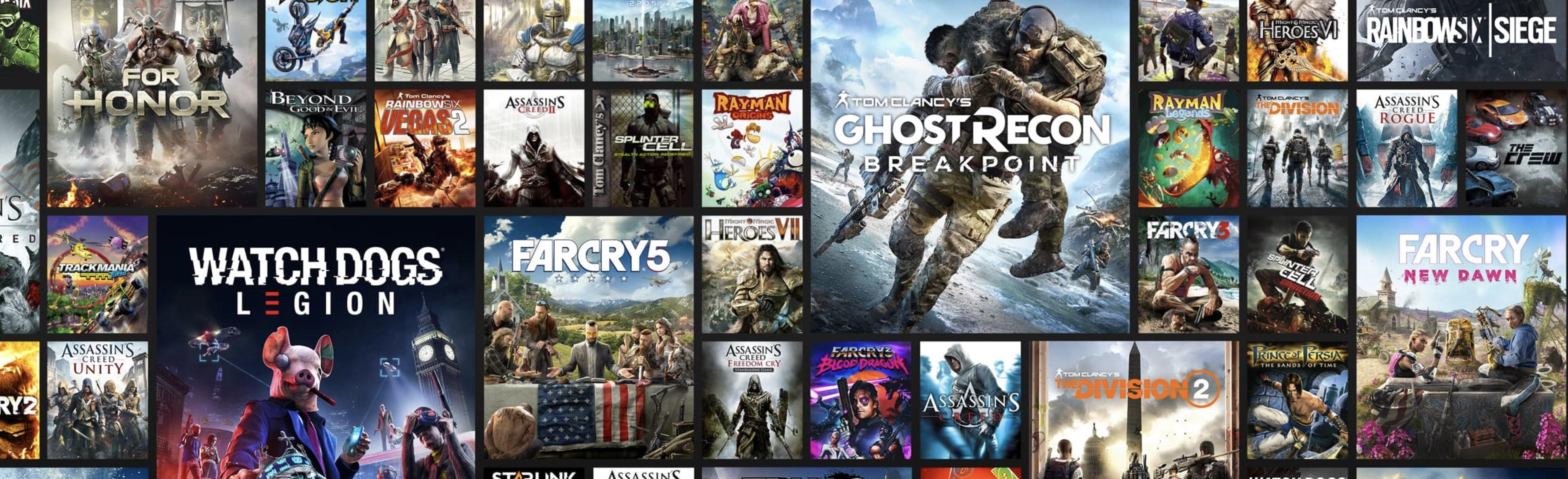 UPLAY+ : Ubisoft lance son abonnement illimité à ses jeux, gratuit pendant un mois