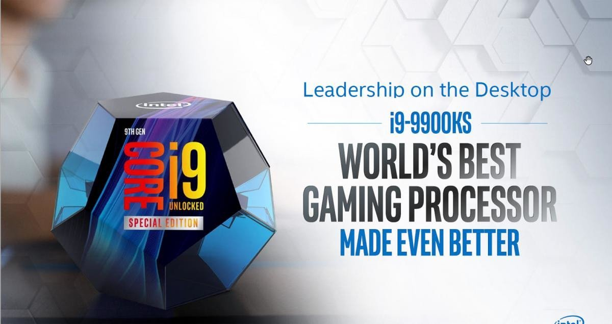 Core i9-9900KS : Intel veut répondre à AMD avec le processeur ultime pour les joueurs