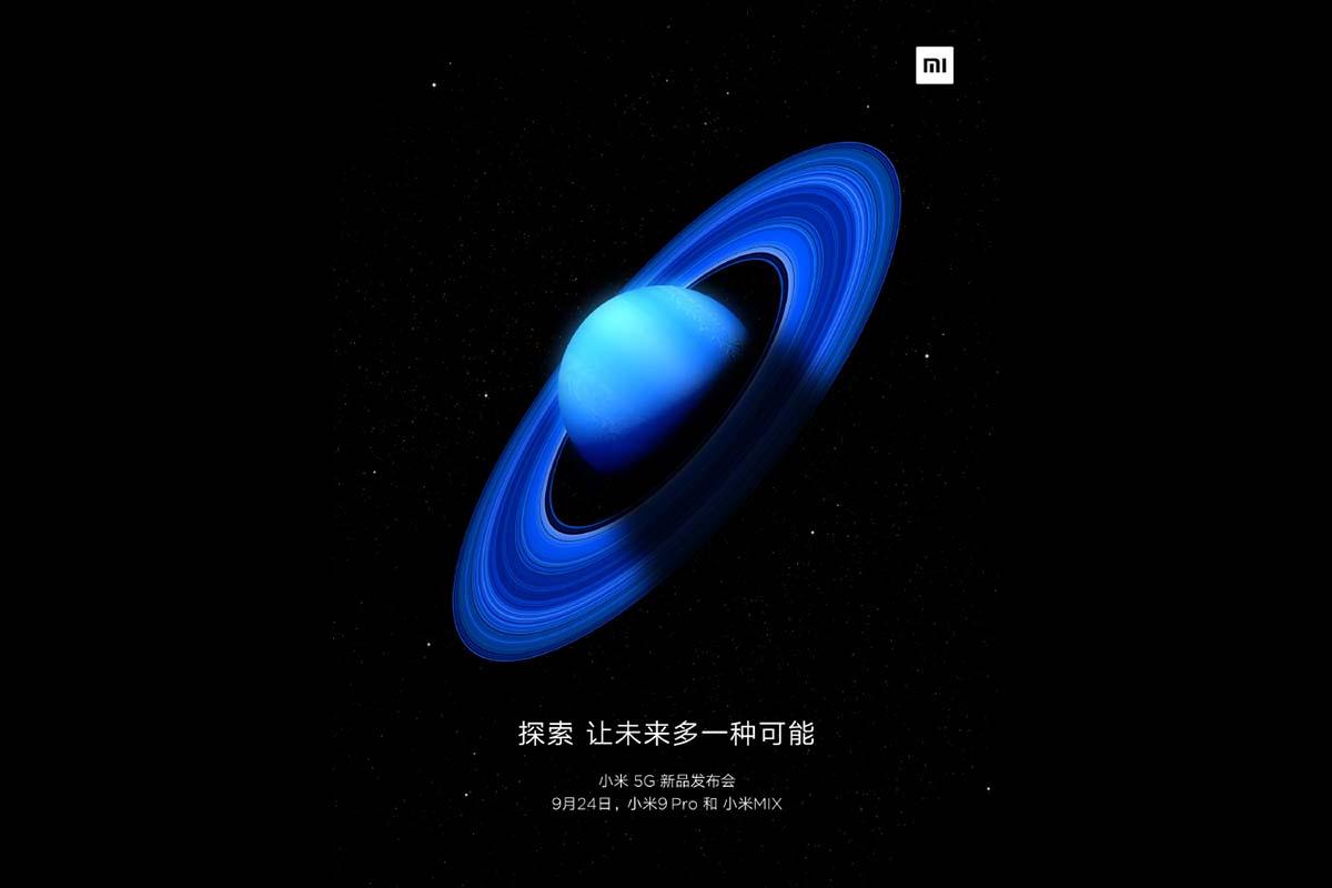 Xiaomi : MIUI 11 officialisé la semaine prochaine avec les Mi Mix 5G et Mi 9 Pro 5G
