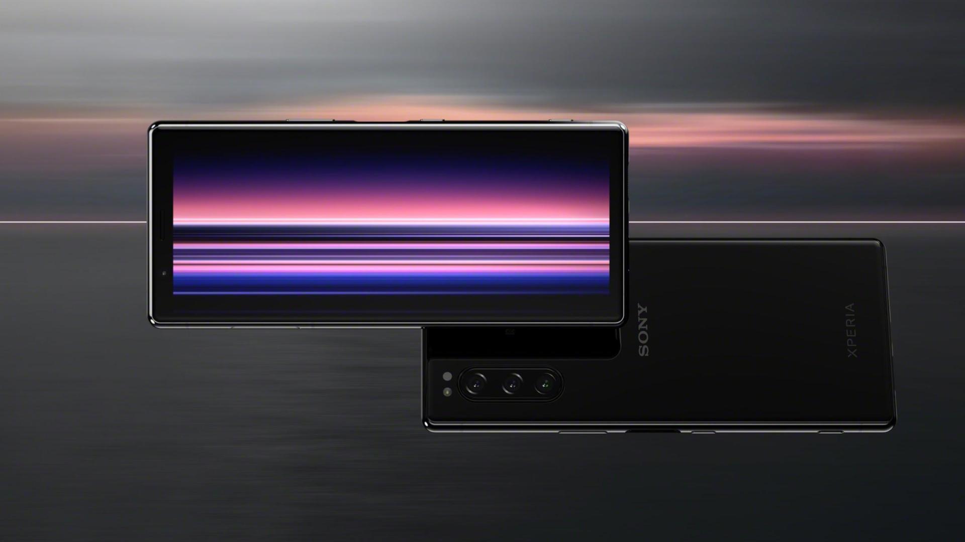 Sony Xperia 5 annoncé : il n'est pas compact mais il est « relativement compact »