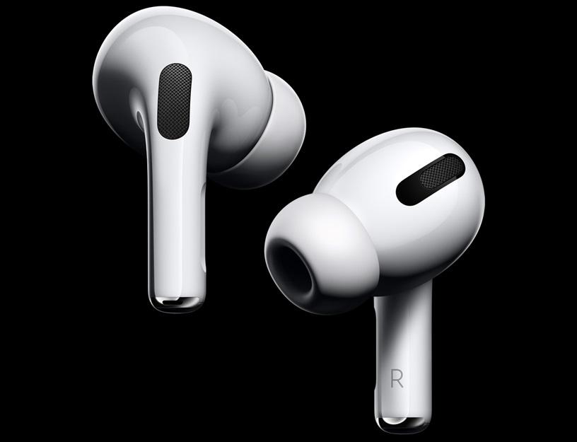 AirPods Pro : Apple officialise ses écouteurs à réduction de bruit