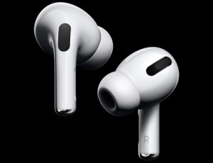 AirPods Pro : Apple officialise ses écouteurs à réduction de bruit
