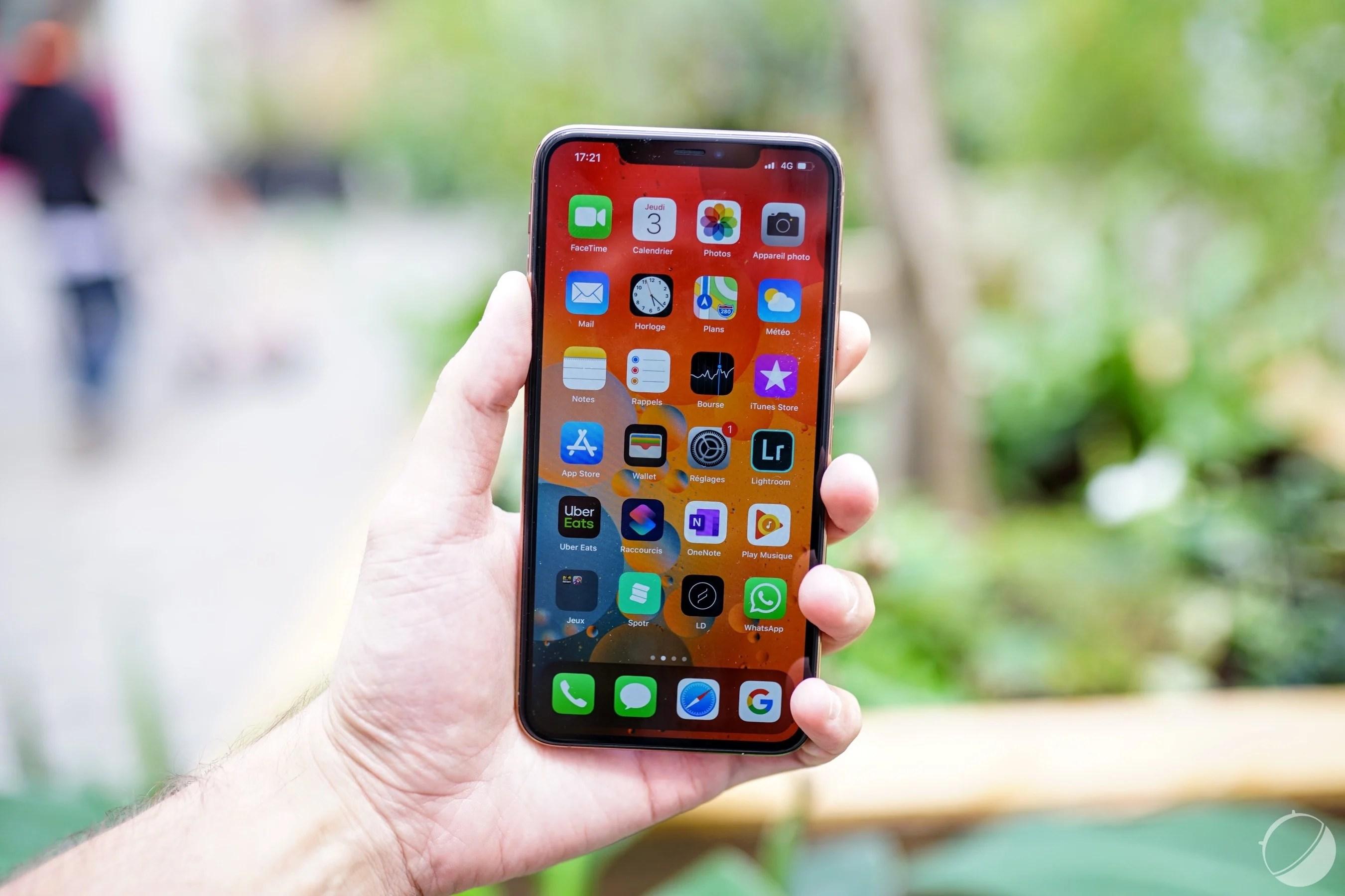 iOS 14 pourrait intégrer un tiroir d'applications avec un tri intelligent