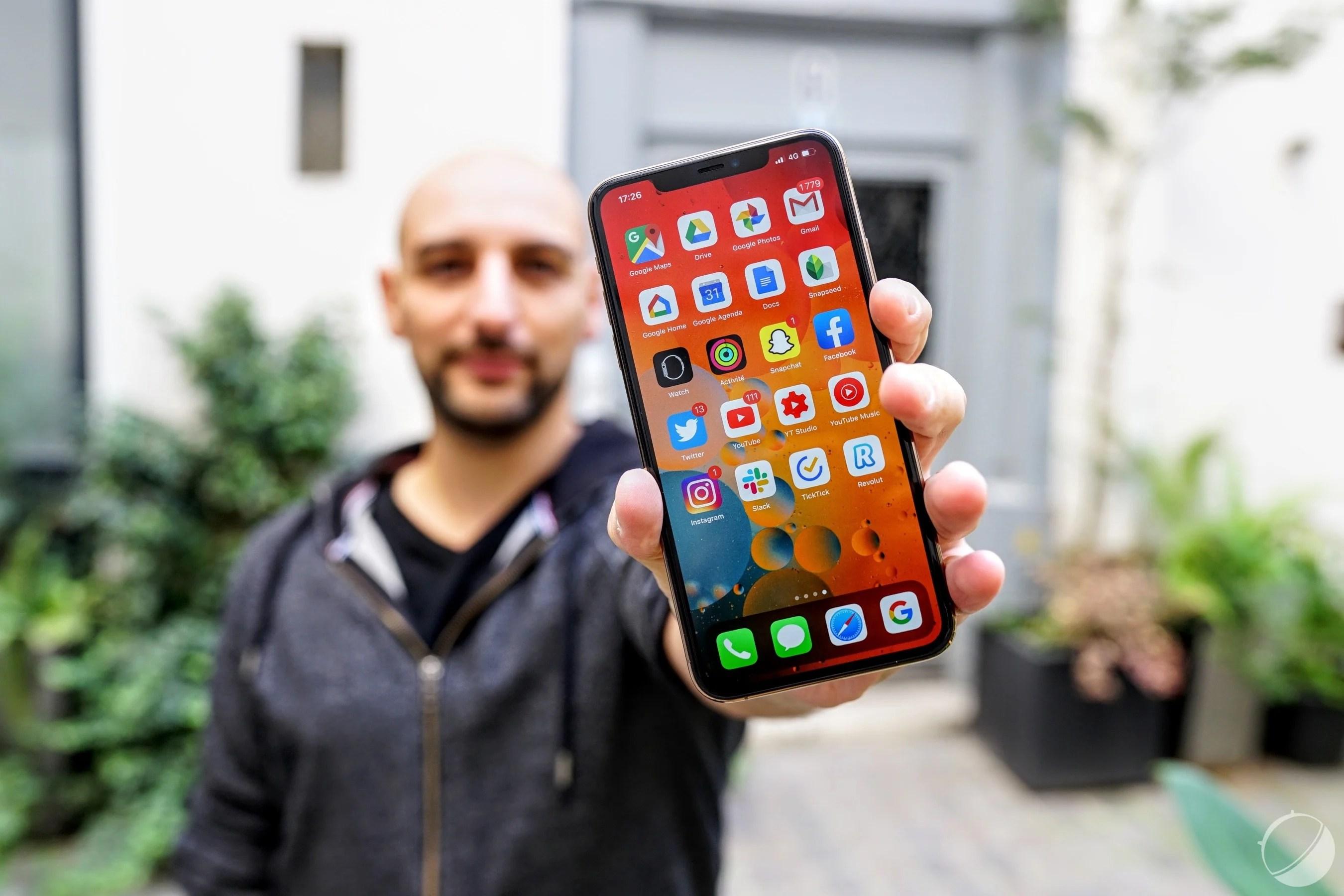 Apple se met doucement à réparer des iPhone à domicile