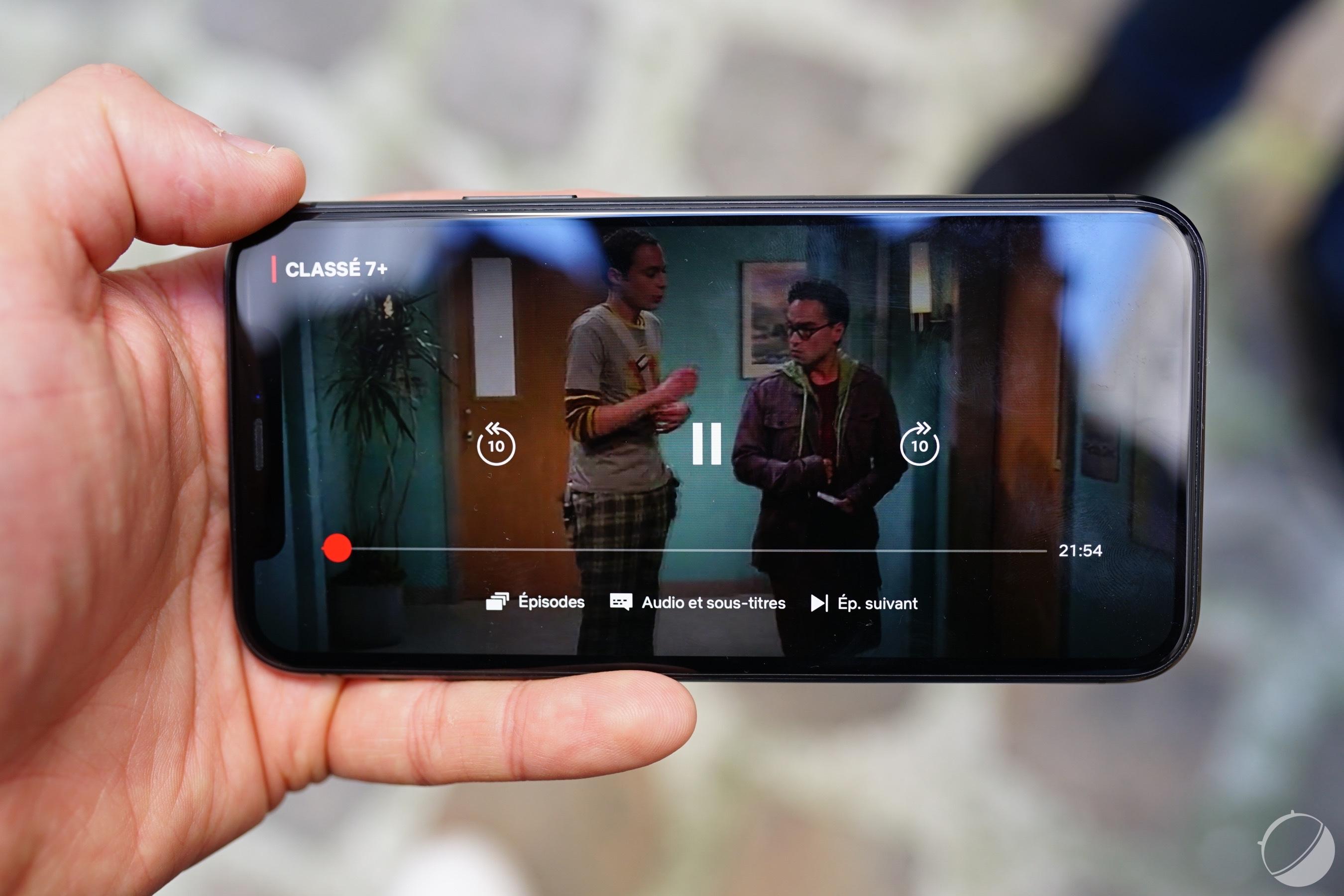 Apple : FaceID pourrait bientôt servir à déterminer l'orientation de l'écran