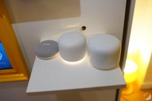 Google Nest Wifi annoncé : routeur et répéteur Wi-Fi, mais aussi enceinte connectée avec Google Assistant