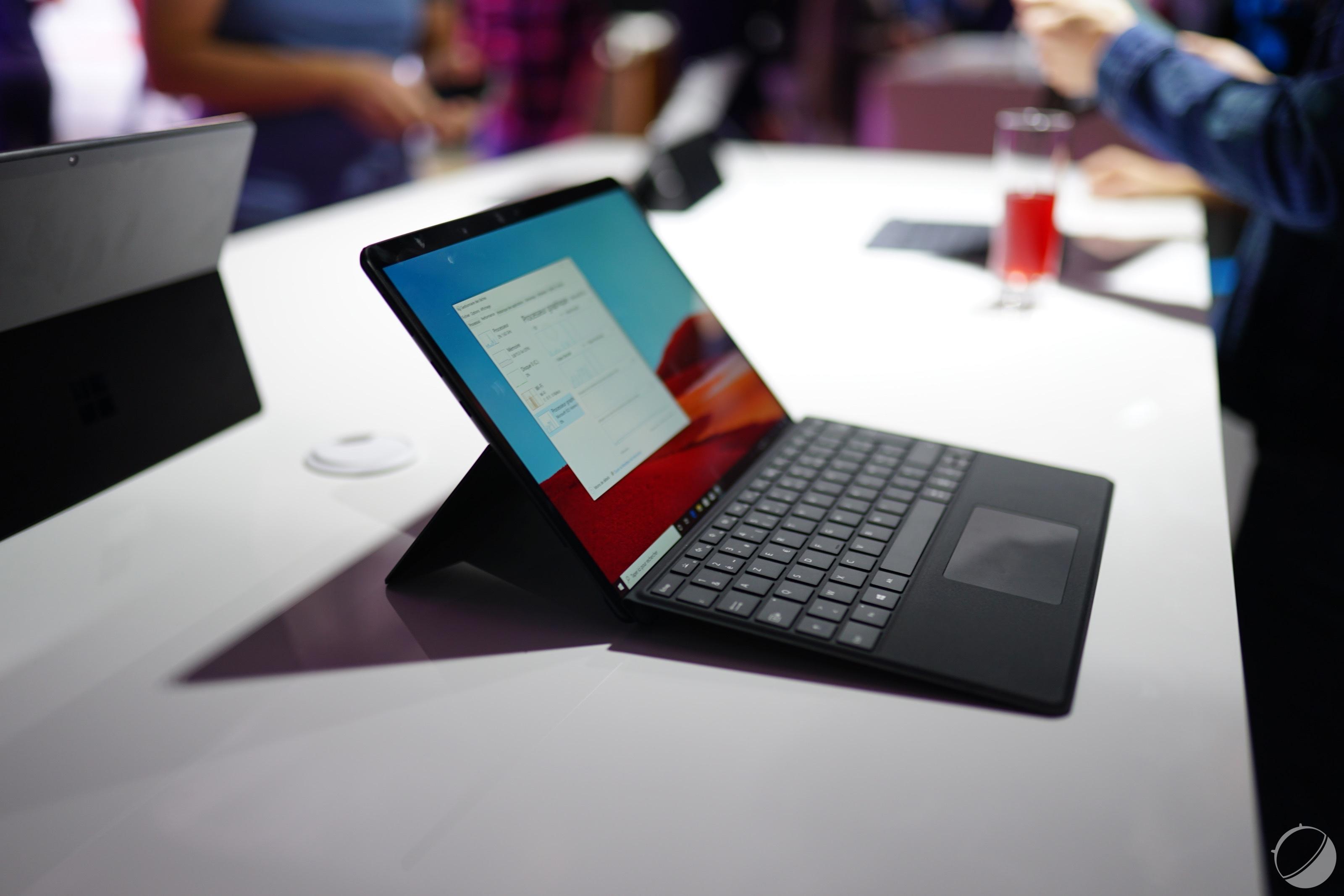 Snapdragon 8cx+ : une possible déclinaison plus puissante pour la Surface Pro X