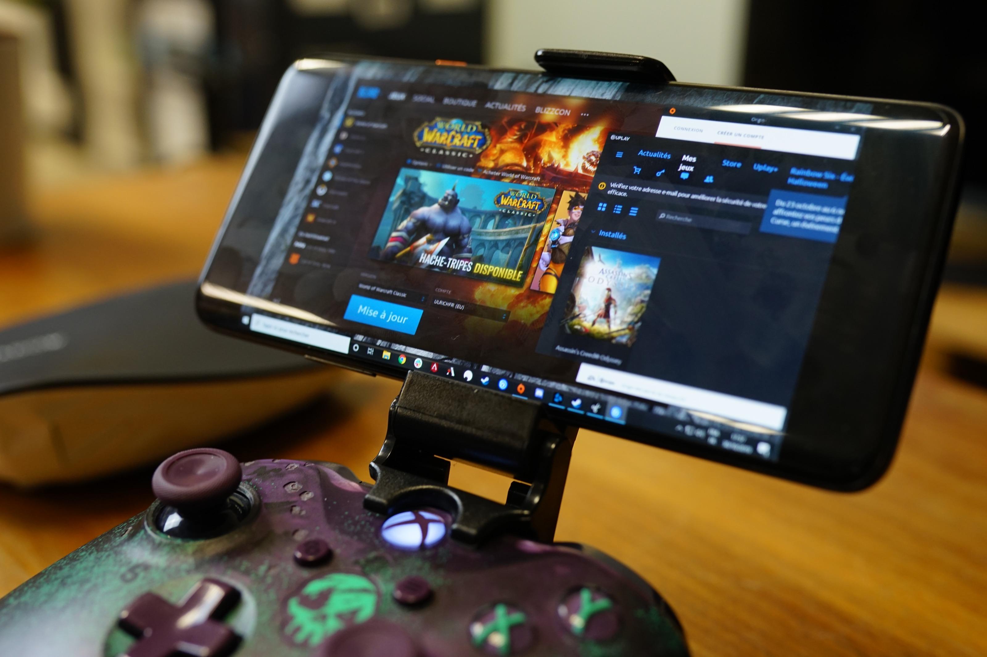 L'app de la semaine : j'ai créé mon propre cloud gaming gratuitement