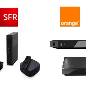 Orange et SFR : nous avons comparé les deux offres fibre optique les moins chères