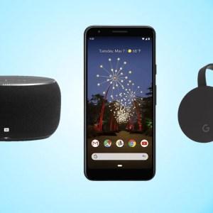 Les Jours Google : Pixel 3A, JBL Link ou Chromecast Ultra en promotions chez Fnac-Darty