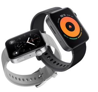 Xiaomi Mi Watch : voici l'interface et les caractéristiques du clone de l'Apple Watch