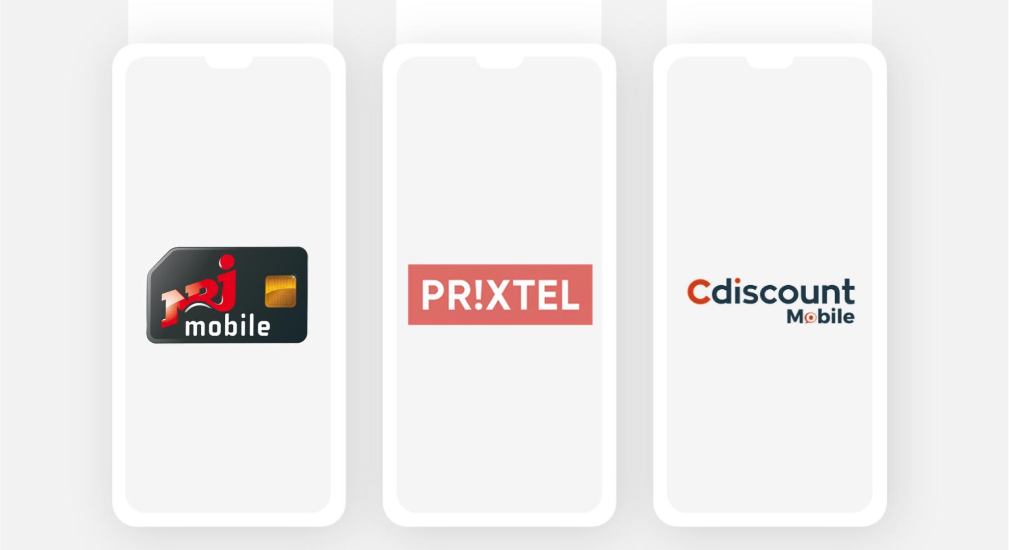 Forfait mobile : les meilleures offres sans engagement à moins de 5 euros