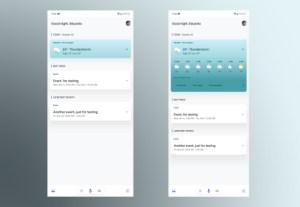 Google Assistant s'essaie à un nouveau design sur Android