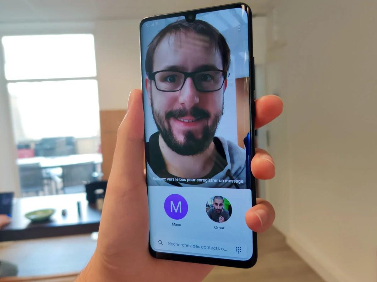 Google Duo permet désormais les appels jusqu'à 12 personnes, idéal pour le confinement
