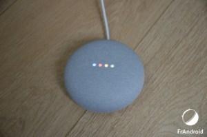 Test du Google Nest Mini : la relève est assurée