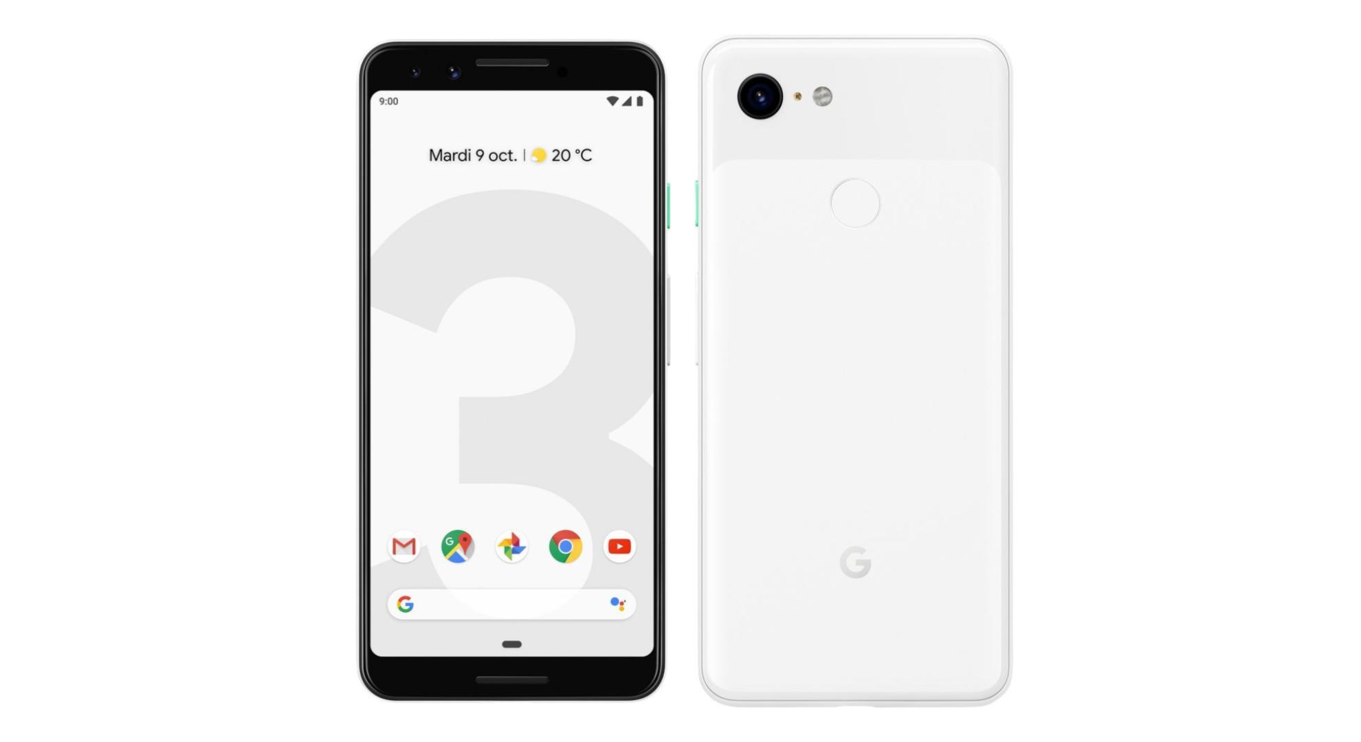 Coïncidence ? Le Google Pixel 3 est bradé le jour de l'annonce du Pixel 4
