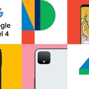 Google Pixel 4 et Pixel 4 XL officialisés : toujours plus rapides et intelligents