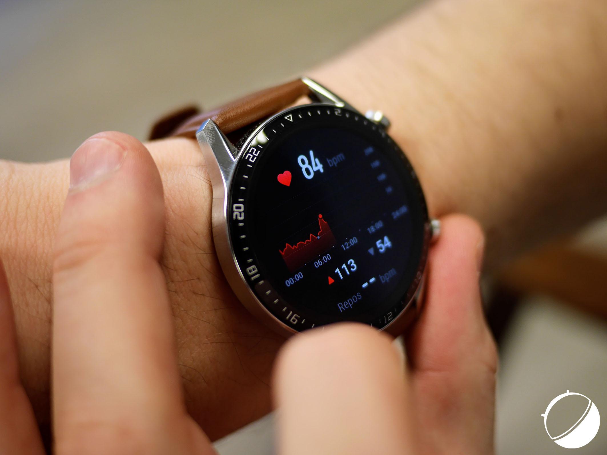 Amazon propose le prix le plus bas pour la Huawei Watch GT 2 en 46 mm