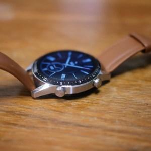 Huawei Mate Watch : la 1ere smartwatch sous HarmonyOS arriverait bientôt