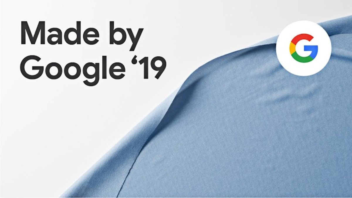 Made by Google '19 : où et comment suivre l'annonce des Pixel 4 ?