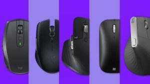 Les meilleures souris Bluetooth pour votre iPad, tablette Android ou PC