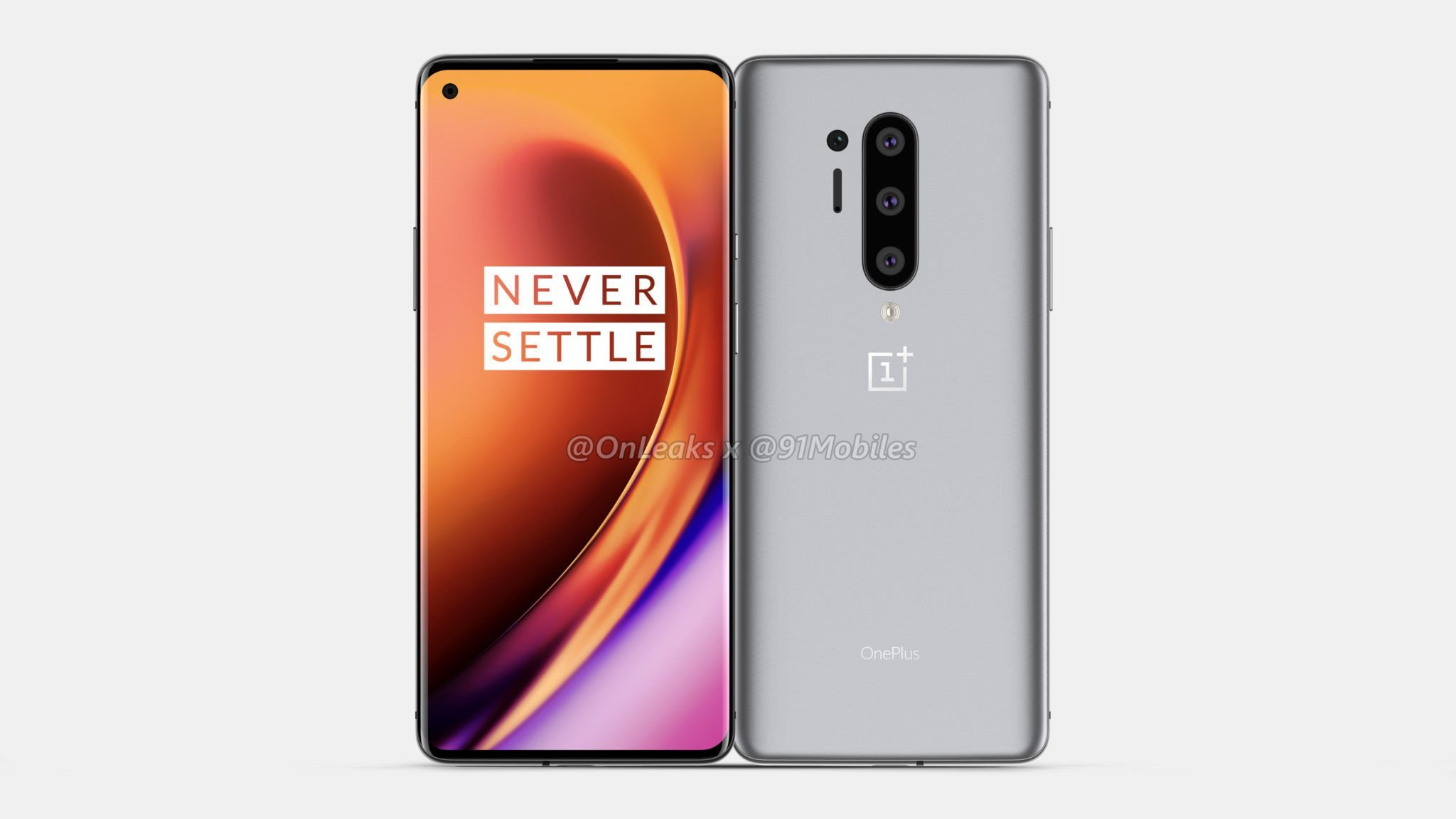 OnePlus 8 Pro : une charge sans fil de 30 W et le support 5G se dessinent encore plus