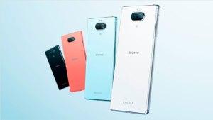 Sony Xperia 8 officialisé : l'écran 21:9 reste l'argument principal