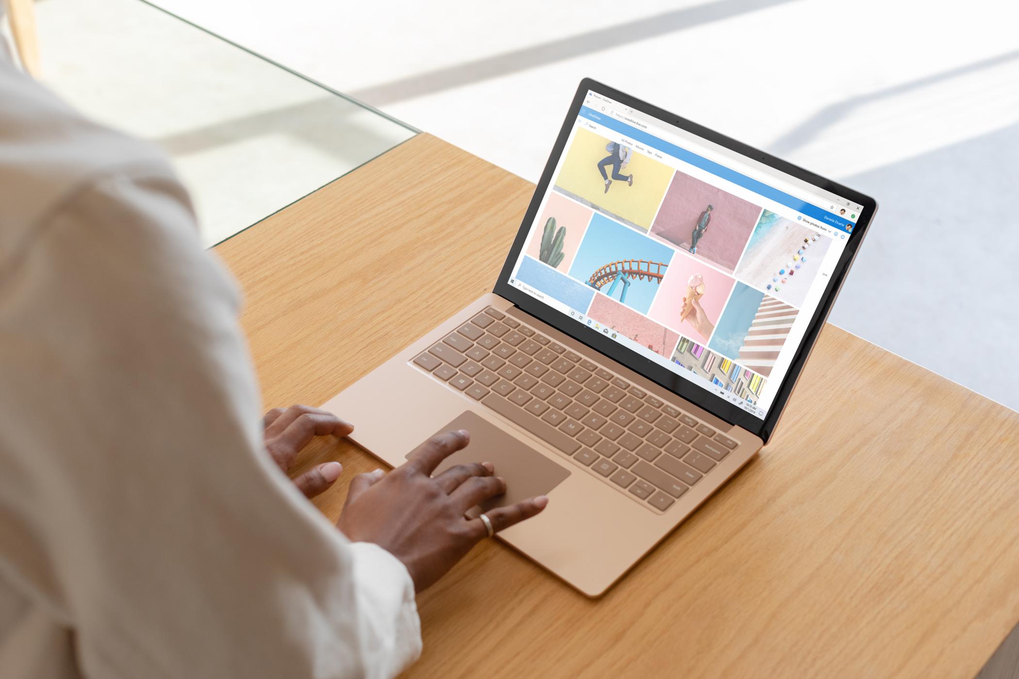 Microsoft : la sortie du Surface Laptop 4 semble imminente