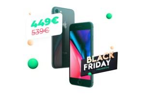 L'iPhone 8 à moins de 450 euros chez Cdiscount, le Black Friday croque la pomme