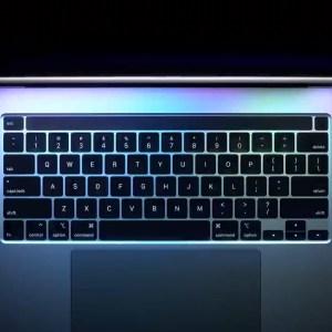 Apple dépose un brevet pour un clavier en verre plus solide