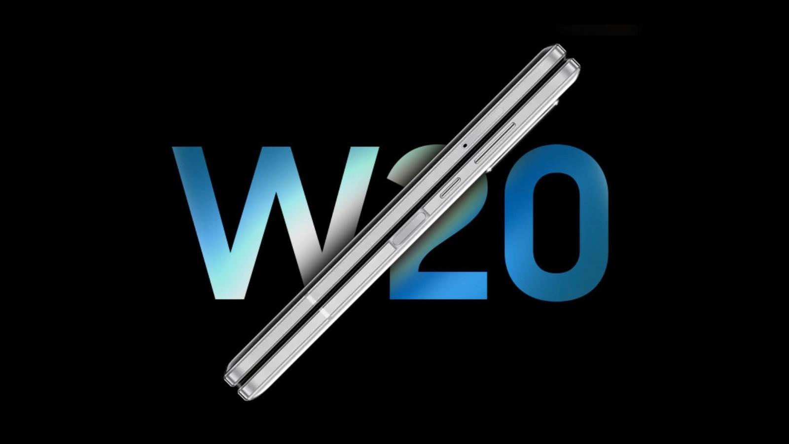 Samsung W20 5G annoncé : un smartphone pliable déjà-vu avec le Snapdragon 855 Plus