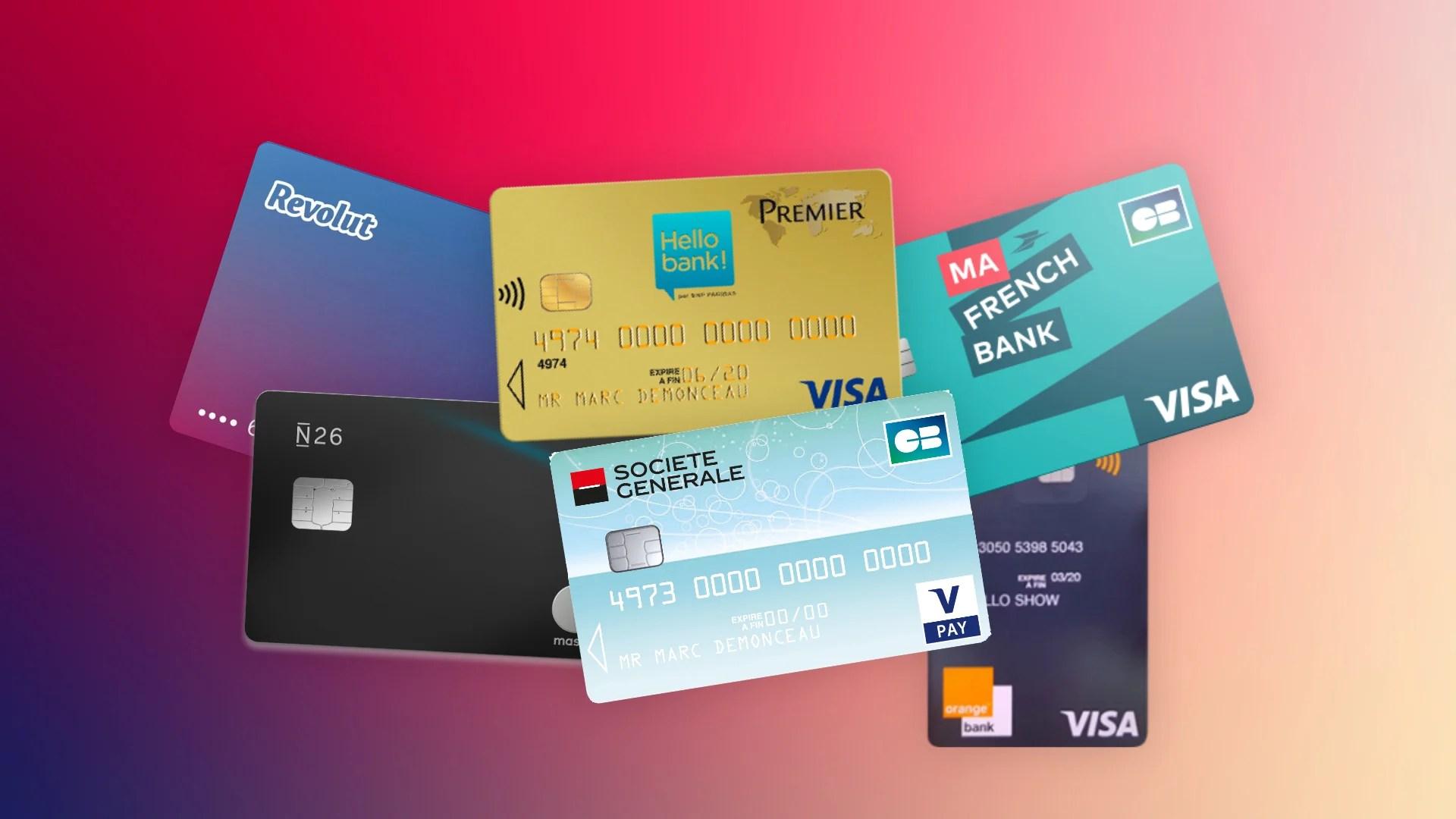 Comparatif des meilleures banques en ligne