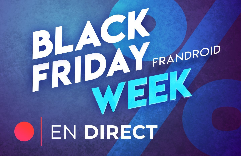 Black Friday Week : le TOP des meilleures offres en DIRECT