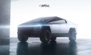 Tesla Cybertruck : un look rétro futuriste avec jusqu'à 805 km d'autonomie