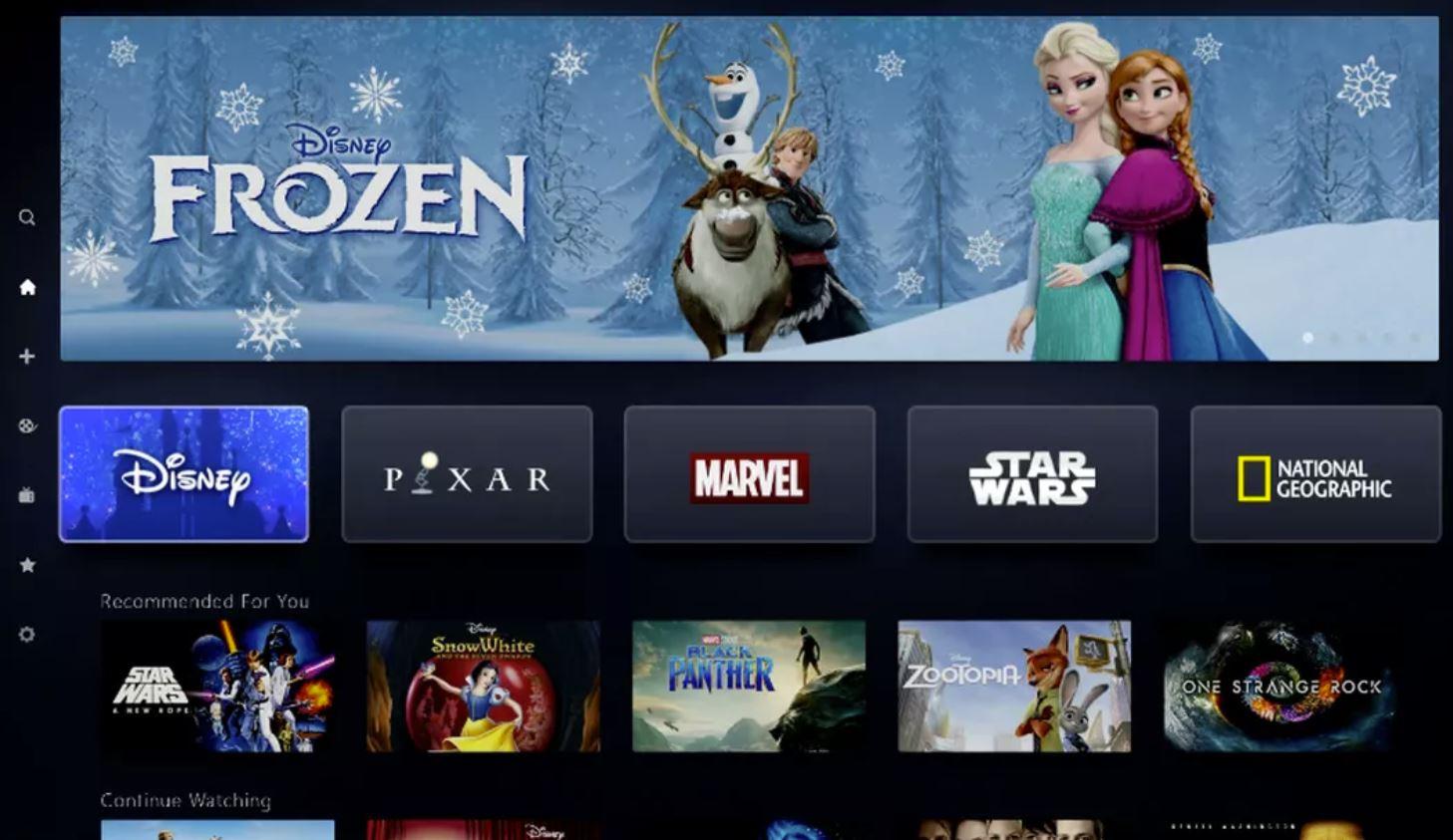 On connaît la date de lancement de Disney+ en France