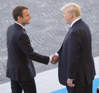 Huawei et la France: Emmanuel Macron ne veut «stigmatiser» personne
