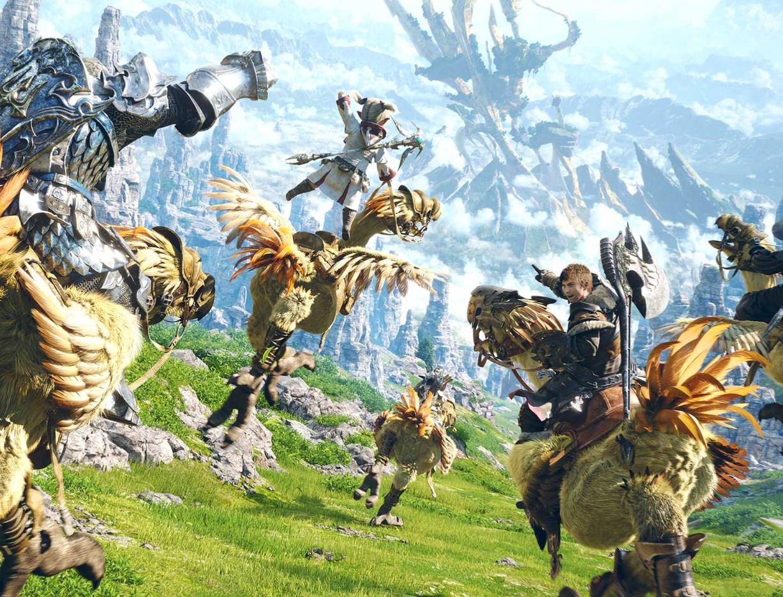 Final Fantasy XIV est à moitié prix : c'est le bon moment pour se lancer dans un MMO