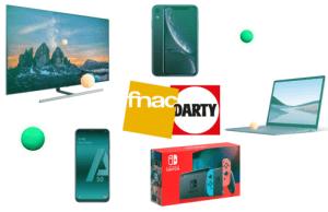 Fnac et Darty : voici les TOP produits déstockés pour le Cyber Monday