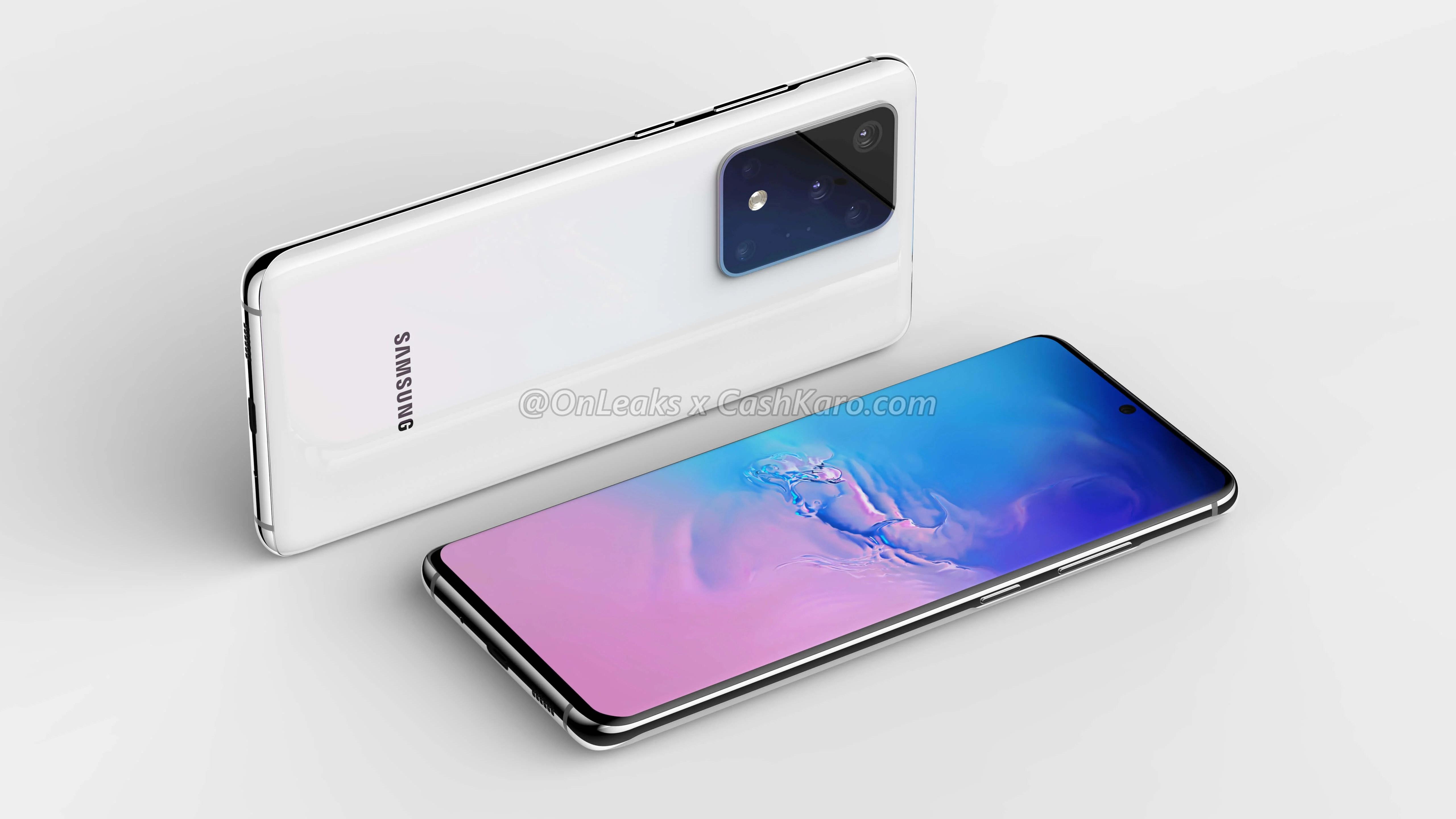 Samsung Galaxy S11 : l'Europe grande perdante au jeu des SoC