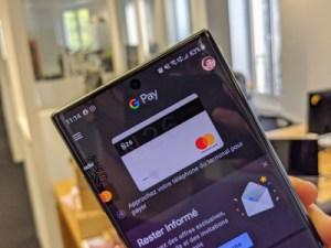 Google Pay : un paiement plus rapide grâce au bouton de déverrouillage