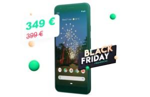 Mieux vaut tard que jamais, le Google Pixel 3a baisse enfin son prix pour le Black Friday