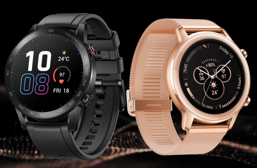 Honor Magic Watch 2 officialisée : une montre connectée aux airs de Huawei Watch GT 2